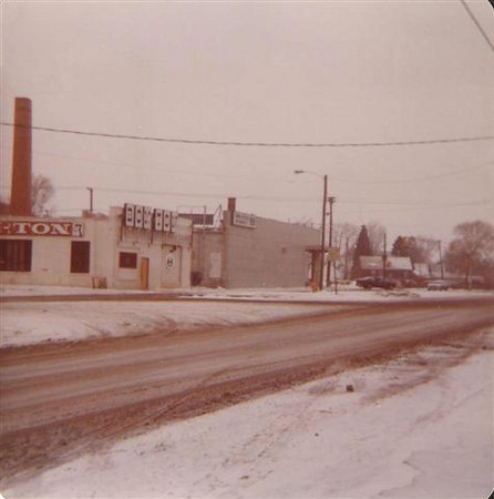 The Bon Ton on Urbandale Avenue<br /> Currently AK O'Connors