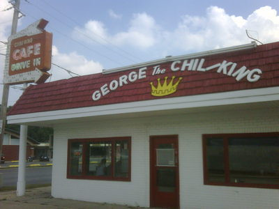 George The Chili King