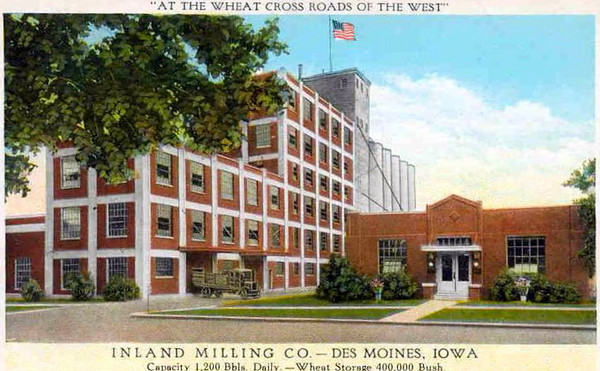 Inland Mills<br /> East Grand Avenue