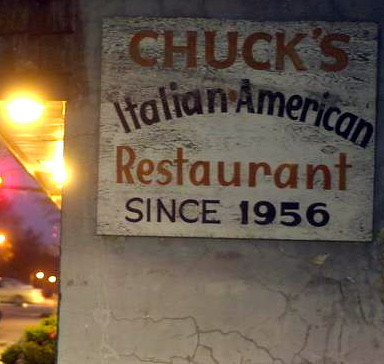 Chuck's Restaurant<br /> 6th Avenue in Oak Park