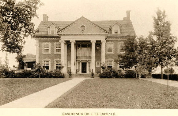JH Cownie Residence<br /> Grand Avenue