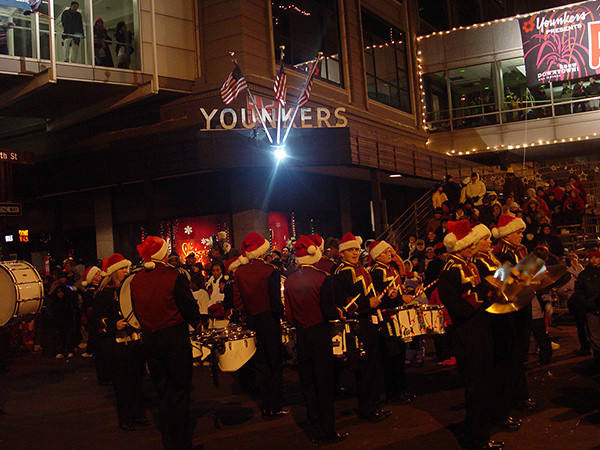 Christmas Time At Younkers<br /> 7th & Walnut