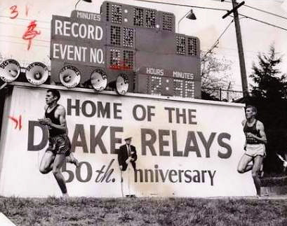 Drake Relays<br /> 50th Anniversary