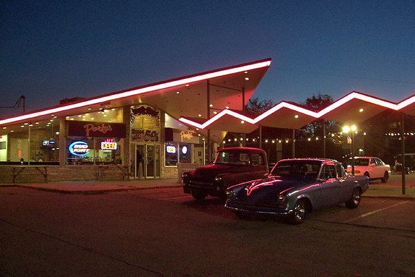 Porky's Drive In<br /> Douglas Avenue<br /> Closed Fall, 2009