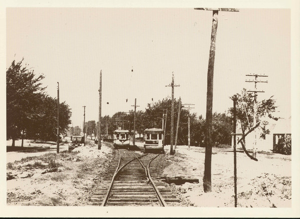 Lowering Street Car Tracks at 46th and Urbandale