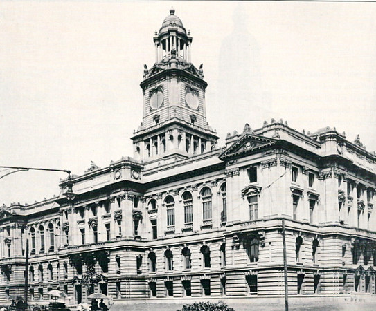 Polk County Courthouse<br /> 5th & Mulberry