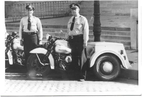 DM Police Dept. Motorcycle Patrol