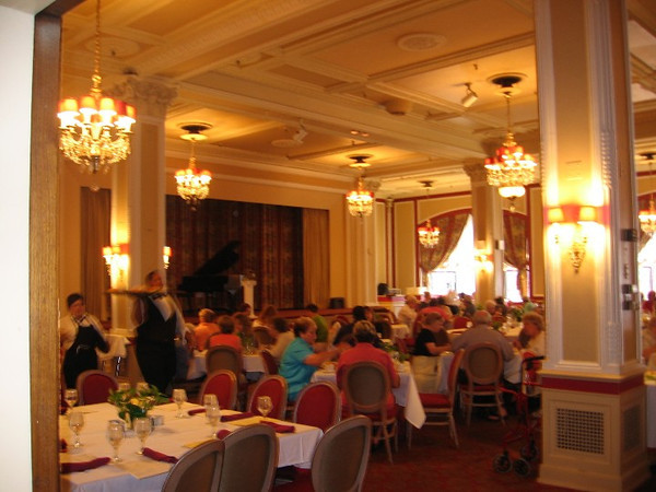 Younkers Tea Room