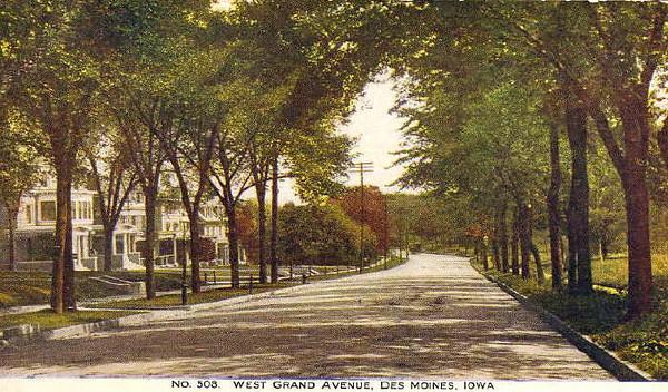 Grand Avenue 1907