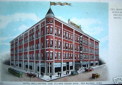 Hotel Wellington<br /> 5th & Grand