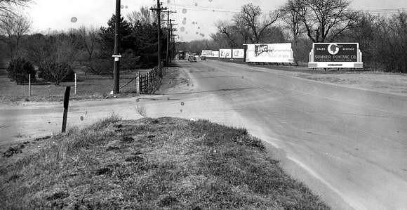 Fleur Drive 1953