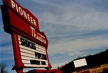 Pioneer Drive In Theater<br /> East 14th Street