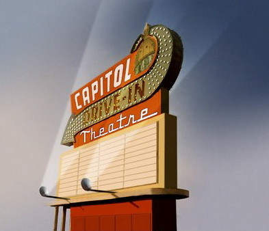 Capitol Drive In Theater<br /> 4646 East 14th Street