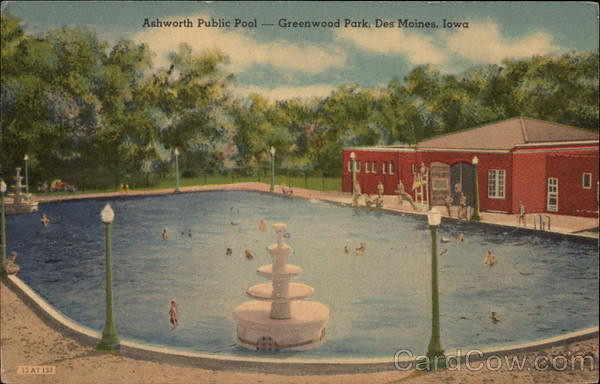 Ashworth Pool<br /> Greenwood Park