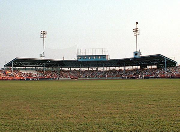 Sec Taylor Stadium