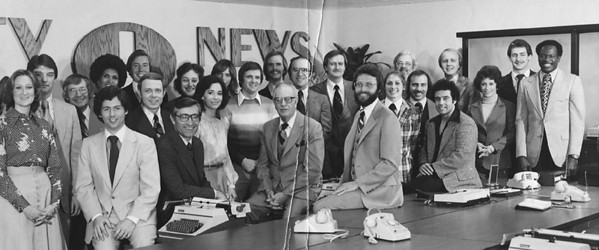 KCCI News Team - 1970s<br /> How many can you name?