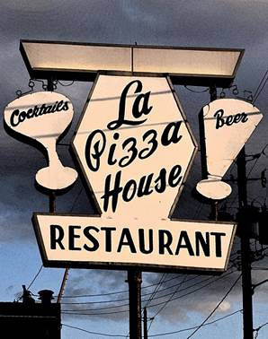 La Pizza House<br /> SE 14th Street<br /> Closed August, 2010