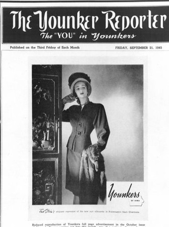 The Younker Reporter c1945
