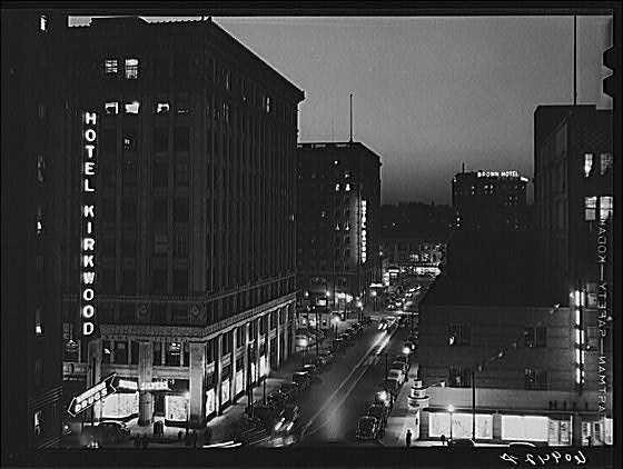4th & Walnut<br /> Hotel Kirkwood & Hotel Savery