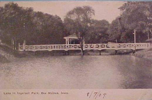 Lake @ Ingersoll Park