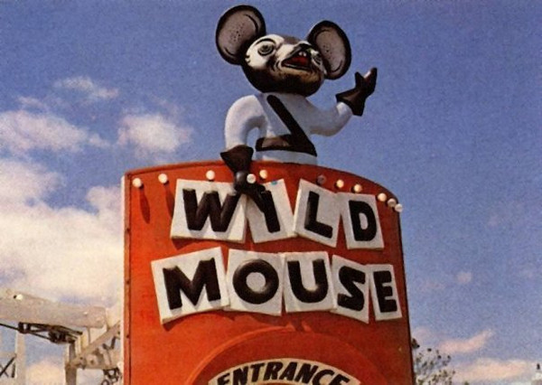 Wild Mouse @ Riverview Park