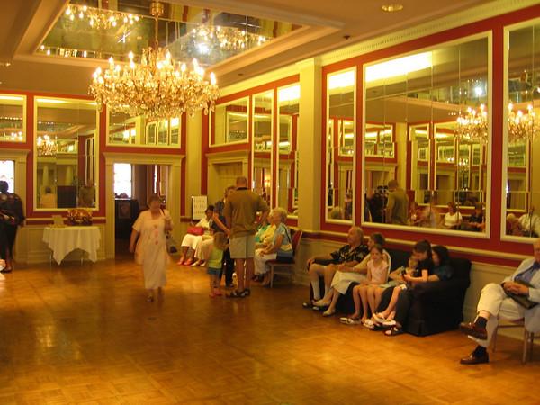Tea Room Lobby