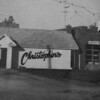 Christopher's Restaurant c 1963<br /> Hummel Bros. Motors next door