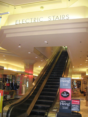 The Famous Electric Stairs