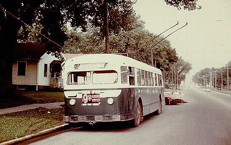 Curbline in Oak Park.<br /> (11th & Madison)