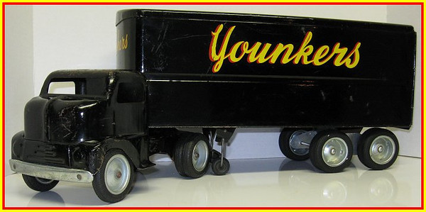 Younkers Toy Truck