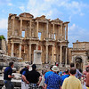 Ancient Ephesus, Turkey - library