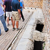 Ancient Ephesus, Turkey - public latrine
