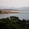 Aegean seacoast near Ephesus, Turkey - near mouth of the Meander River which flows down from Ephesus