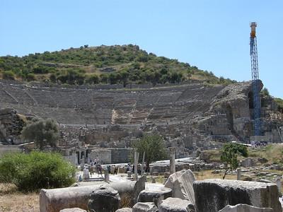 25000 seat amphitheater