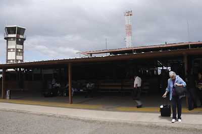 Baltra Island Airport