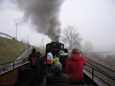 Fichtelbergbahn
