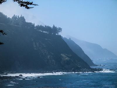 Esalen - Big Sur, July 2003