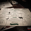 La carta @ Reñé - Consell de Cent 362 - El Clot -  Sant Martí - Barcelona