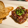 Tartar de atún con crema de wasabi @ Reñé - Consell de Cent 362 - El Clot -  Sant Martí - Barcelona
