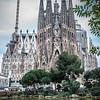 La Sagrada Familia - Barcelona - España