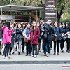 Turistas @ La Sagrada Familia - Barcelona - España