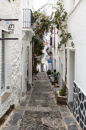 Village de Cadaquès, Catalogne