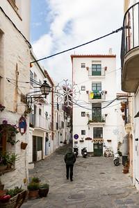 Village de Cadaquès, Catalogne