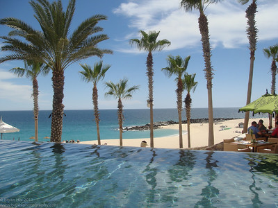 Pool at Hilton, Los Cabos