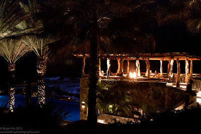 Seaside Bar with fire pit-Esperanza Resort
