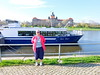 Ready for a stroll in Dresden from our ship 'River Allegro'