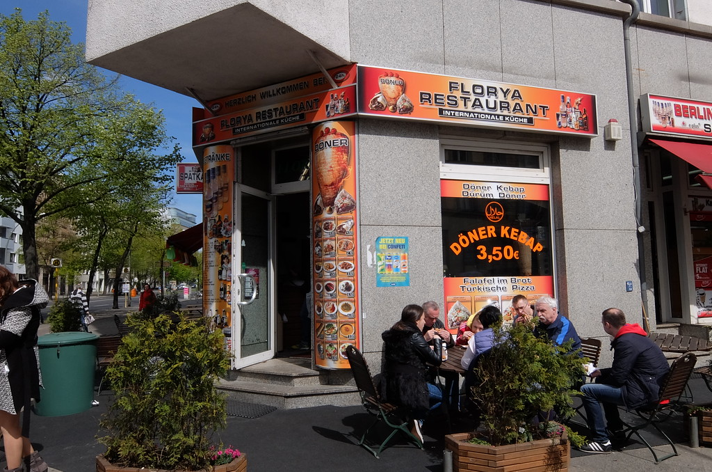 Best darn 'doner kebap' in Berlin!