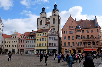 Wittenberg and Woerlitz