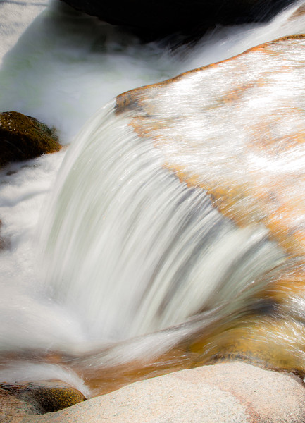 Slow Flowing water