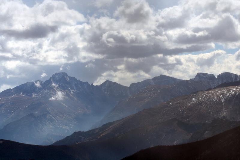 Estes Park/ Rocky Mountain National Park